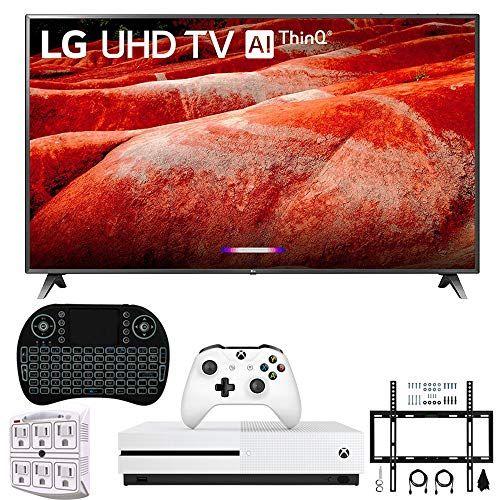 """2019 Model LG 49UM7300PUA 49/"""" 4K HDR Smart LED IPS TV w// AI ThinQ"""
