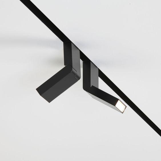 led track light adjustable turn by bart lens eden design bvba adjustable lighting fixtures