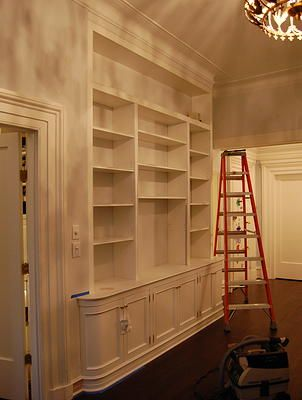 Fine Built In Cabinetry Can Utilize Space That Is Not Used This Wall Largest Home Design Picture Inspirations Pitcheantrous