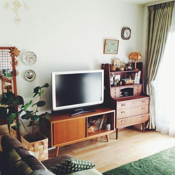 ヤコブソンランプ/北欧ヴィンテージ家具/unico/北欧ヴィンテージ/北欧インテリア…などのインテリア実例 - 2015-02-06 12:44:50 | RoomClip(ルームクリップ)