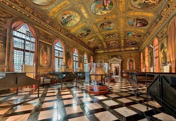 Biblioteca Nazionale Marciana di Venezia