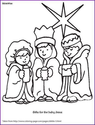 biblewise coloring pages - photo#24