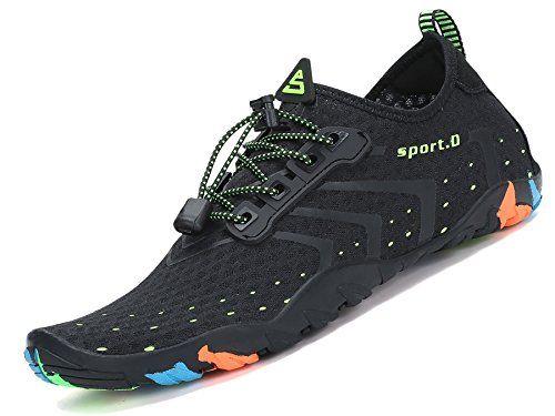 ZHMEI Femme Chaussures /ét/é Plage Yoga Cyclisme Escalade Homme Chaussures Aquatiques Sport L/ég/ères Adultes Chaussures Aux Pieds Nus /à S/échage Rapide Pour Voyages Natation