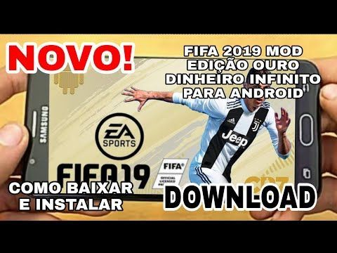 Saiu Fifa 14 Mod Fifa 19 Gold Edition Dinheiro Infinito Para Android Downlo Youtube Download Download Youtube Twitter Video Insta Videos Youtube Videos