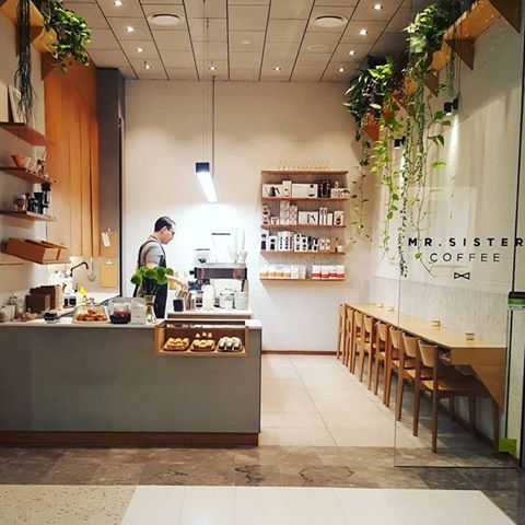 Already In The Paris Guide, But Now Also Featured On Petitepassport.com:  This Lovely Coffee Shop With A Stunning Floor In Le Marais! #coffee #thepau2026