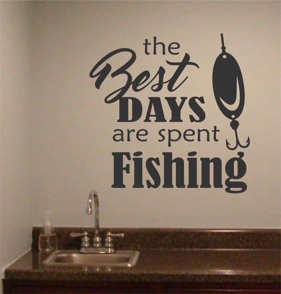 Fishing sayings the image kid has it for Best fishing days