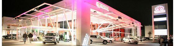 Grupo Simone - Concesionario Oficial Toyota en la ciudad de Mar del Plata -  Autosiglo SA