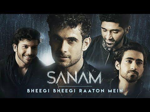 Sanam Bheegi Bheegi Raaton Mein Remix Dj Aks Video Youtube Lagu Instagram