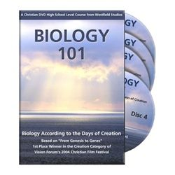 Biology 101 Biology According to the Days of Creation $50.95