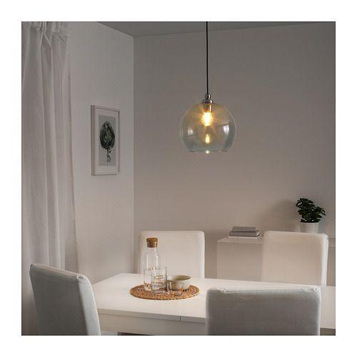 JAKOBSBYN Hängeleuchtenschirm Klarglas IKEA Deutschland