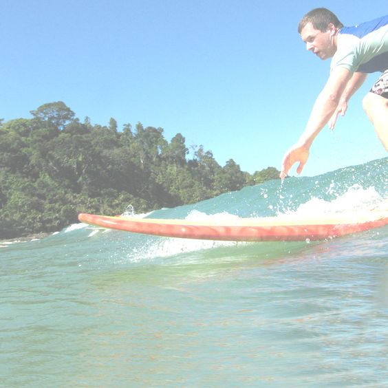 easy drop  surf vacation in brazil