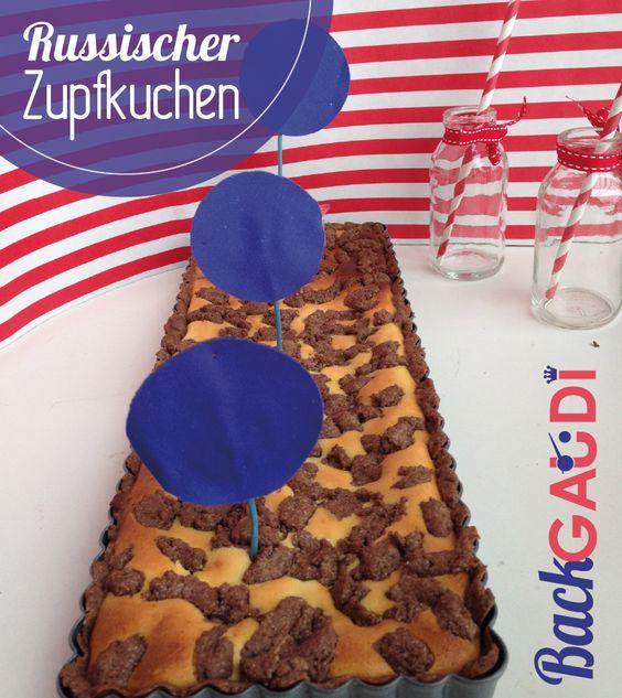 Russischer Zupfkuchen – BackGAUDI