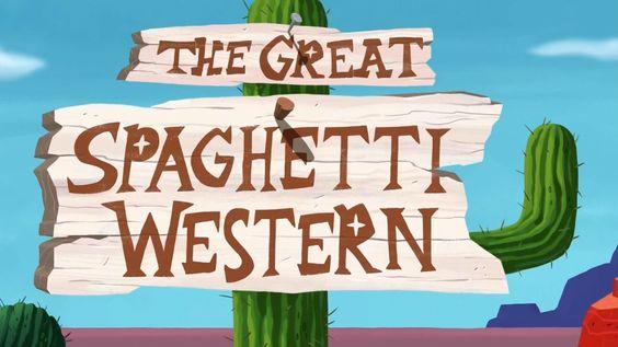 spaghetti western cartoon - Google Search