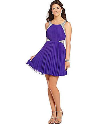 purple party dresses for juniors - Google Search - Sweet 16 ...