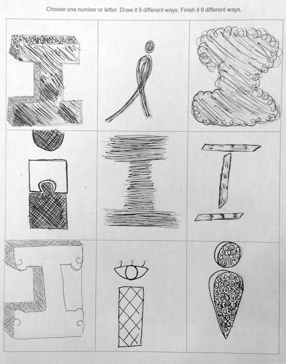 Substitute art lesson plans middle school art in the for Arts and crafts lesson plans for middle school