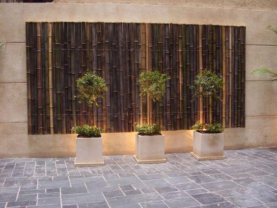 35+ Como decorar una pared de patio trends