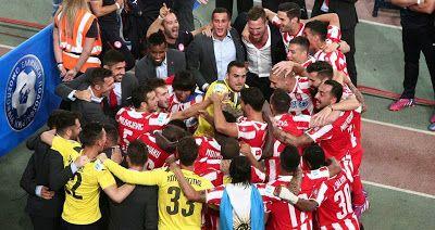 RedTheos24: Οι εορτασμοί για την κατάκτηση του Κυπέλλου (video...