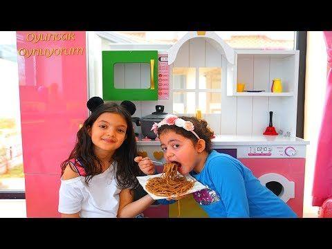 Masal And Oyku Black Noodle Funny Kids Youtube Black Noodles Funny Kids Youtube Kids