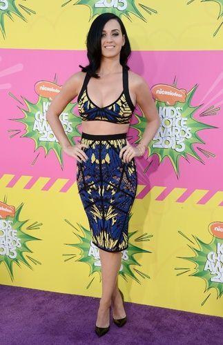 Katy Perry's Wild Bra at the Kids Choice Awards -- Yes or No? #KCA2013