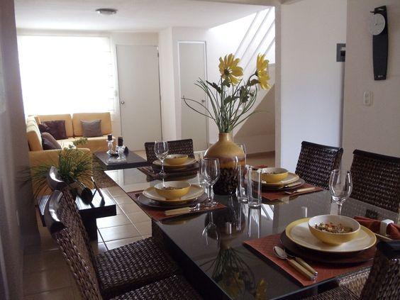 Salas de casas infonavit buscar con google interiore for Ver decoracion de interiores