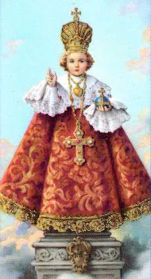 Infant Jesus of Prague 9 hour Novena - wonderful novena!