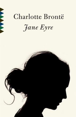 Jane Eyre. My most favorite book of all time. Love this cover, too.