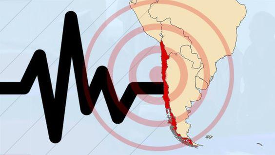"""Falha geológica perto de Santiago """"está pronto para causar um grande terremoto"""" no Chile"""