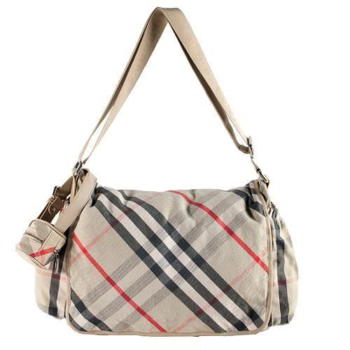 Burberry Baby Bags burberry nova check baby bag