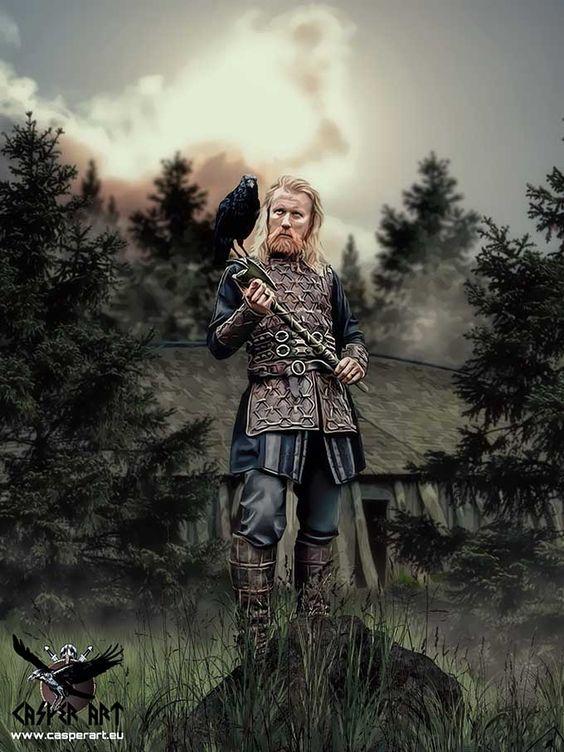 Vikings series, Jarl Borg