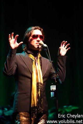 Rufus Wainwright - Concert La Cigale (Paris) - www.volubilis.net