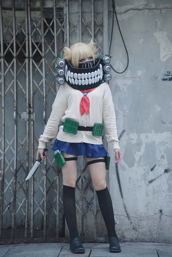 Himiko Toga Himiko Toga Anime Inspired Outfits Anime Cosplay Costumes Cosplay Outfits