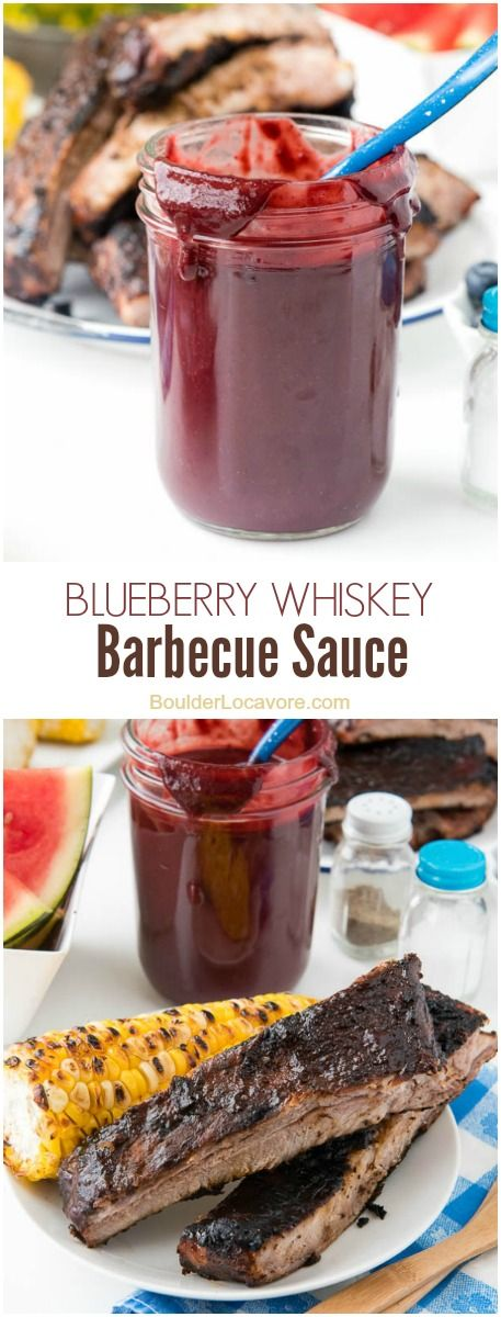 Barbecue sauce, Barbecue and Whiskey on Pinterest