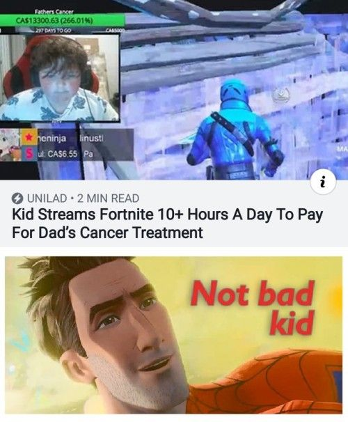 Have To Say Fortnite Good Funny Memes Jokes Fortnite Wholesome Memes Funny Memes