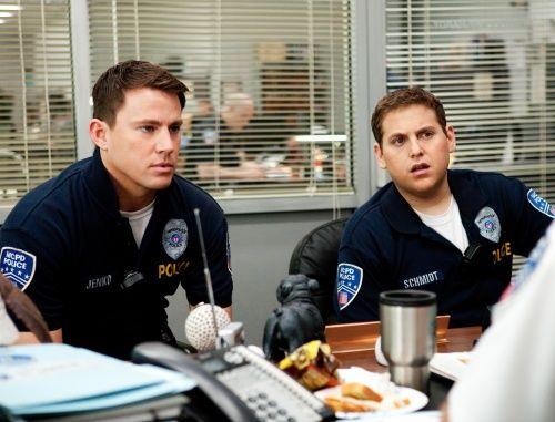 21 Jump Street.- have to see this!