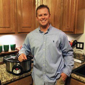 Jeremy Padget's Crocktober White Chili Recipe