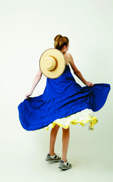 Creatures of Comfort: Happy Clothes, Blue Note, Dress Creatures, Comfort Spring
