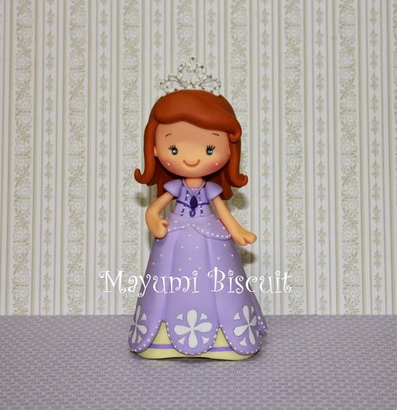 Mayumi Biscuit: Princesinha Sofia