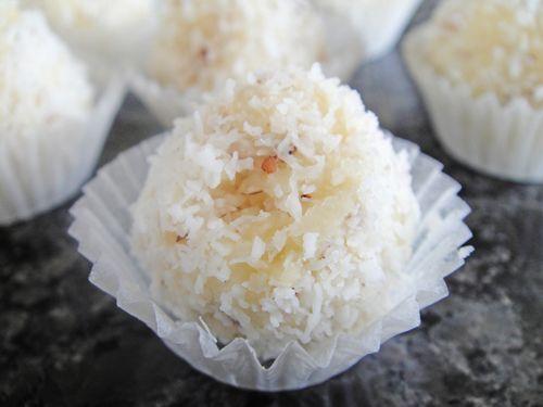 Kokos-Prallinés *