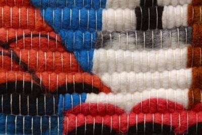 Como construir um tear de chão de 90 cm para tecelagem | eHow Brasil