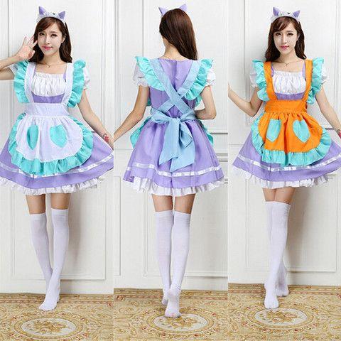 "Kawaii cosplay lolita dressuse code: ""puririnhime"" to get 10% OFF everytime you shop at www.sanrense.com"