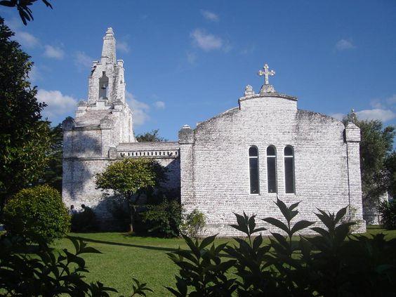 Iglesia de La Toja, Pontevedra