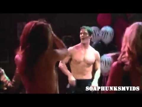MAGIC MILO || The Male Stripper Scene from General Hospital