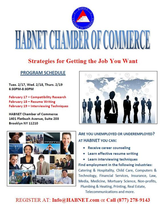 Receive career counseling Learn effective resume writing Learn - effective resume writing