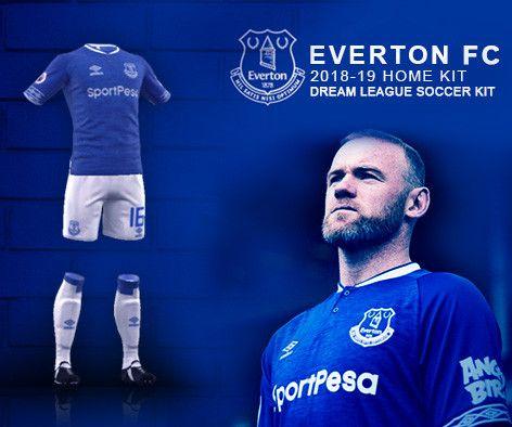 Everton Fc Panosundaki Pin