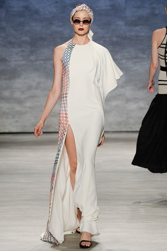 Bibhu Mohapatra Spring 2015 Ready-to-Wear - Collection - Gallery - Style.com