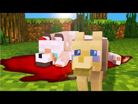 Wolf Life Minecraft Animation Youtube Wolf Life Animation How To Train Dragon