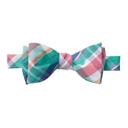Madras Plaid Beau - Teal
