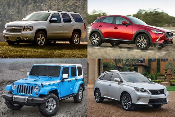 8 Great Used Suvs Under 20 000 For 2019 Used Suv Subcompact