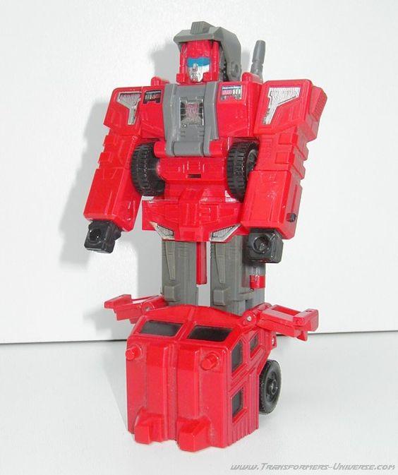 transformers g1 robot   Transformers Universe - Gallery: G1 Hosehead