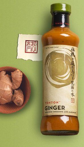 Tonton ginger dressing where to buy